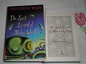 The Lust Lizard Of Melancholy Cove: Signed: Moore, Christopher