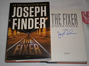 The Fixer: Signed: Finder, Joseph