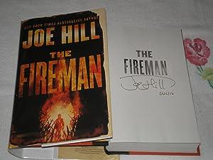 The Fireman: Signed: Joe Hill