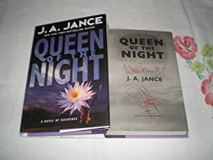 Queen Of The Night: Signed: Jance, J. A.