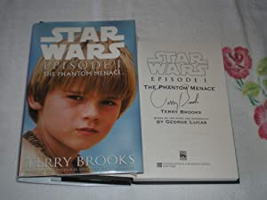 Star Wars, Episode 1: The Phantom Menace: Terry Brooks; George