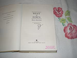 West Of Eden: Signed: Harrison, Harry