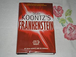 City of Night (Dean Koontz's Frankenstein, Book: Koontz, Dean; Gorman,