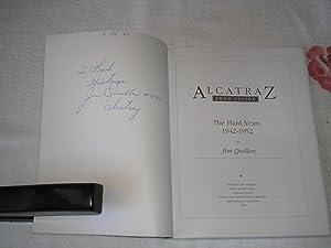 Alcatraz From Inside: Signed: Quillen, Jim
