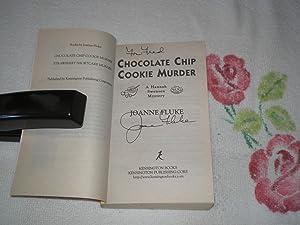 Chocolate Chip Cookie Murder : Signed: Fluke, Joanne