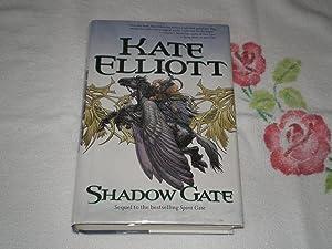 Shadow Gate (Crossroads, Book 2): Elliott, Kate