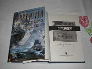 Ringworld's Children: Signed: Niven, Larry