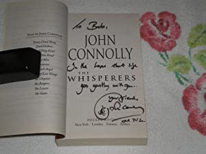 The Whisperers: Inscribed: John Connolly