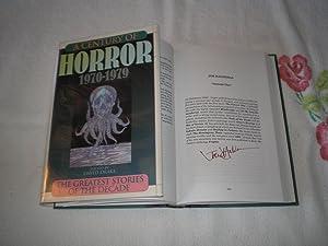 Century Of Horror 1970-1979: Signed: David Drake