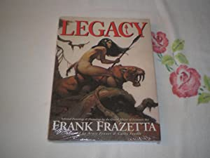 Legacy: Selected Paintings and Drawings by the: Frank Frazetta