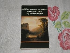 Leaves of Grass (Bantam Classics): Walt Whitman