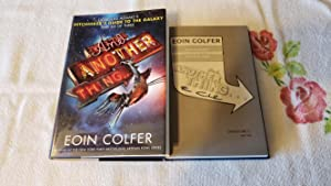 And Another Thing.: Douglas Adams's Hitchhiker's Guide To The Galaxy Part Six Of Three: Signed