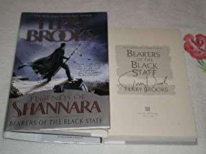 Legends Of Shannara: Bearers Of The Black Staff: Signed