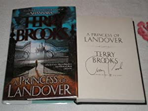 A Princess Of Landover: Signed