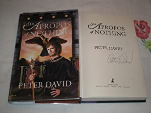 Sir Apropos Of Nothing: Signed