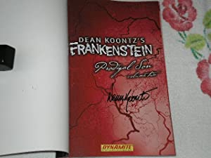Dean Koontz'a Frankenstein; Prodigal Son: Signed: Koontz, Dean R.