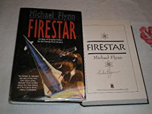 Firestar: Signed: Flynn, Michael