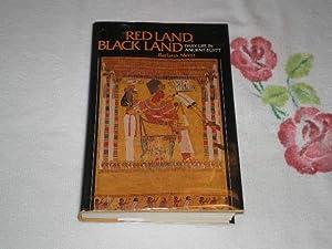 Red Land, Black Land: Daily Life in: Michaels, Barbara;Mertz, Barbara