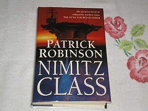 Nimitz Class: Robinson, Patrick
