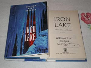 Iron Lake: A Cork O'connor Mystery: Signed: Krueger, William Kent