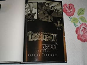 Locke & Key : Head Games: Signed: Hill, Joe