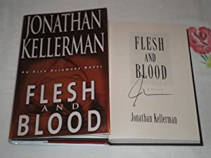 Flesh And Blood: Signed: Kellerman, Jonathan