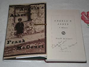 the challenges of frank in angelas ashes a book by frank mccourt