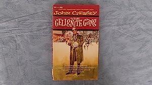 The Gelignite Gang: Creasey, John