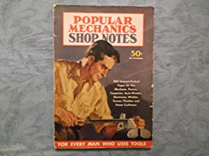 Popular Mechanics Shop Notes, Vol. 43, 1947: Popular Mechanics Company