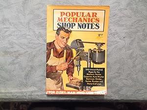 Popular Mechanics Shop Notes, Vol. 46, 1950: Popular Mechanics Company