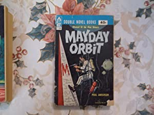 Mayday Orbit / No Man's World (Signed): Anderson, Poul /