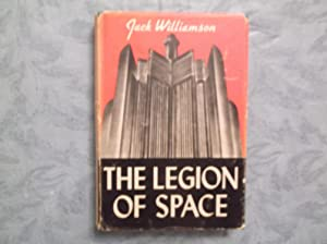 The Legion Of Space (Signed): Williamson, Jack