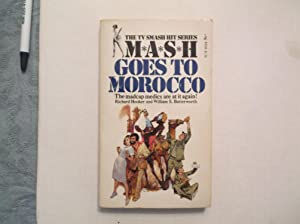 Mash Goes To Morocco: Hooker, Richard and