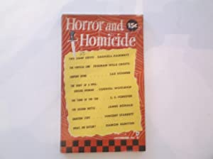 Stories Of Horror And Homicide