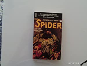 The Grey Horde Creeps (The Spider #7)