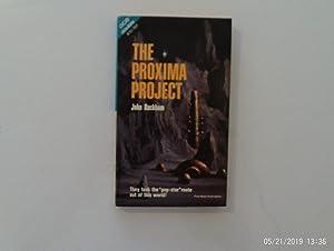 The Proxima Project / Target: Terra: Rackham, John and
