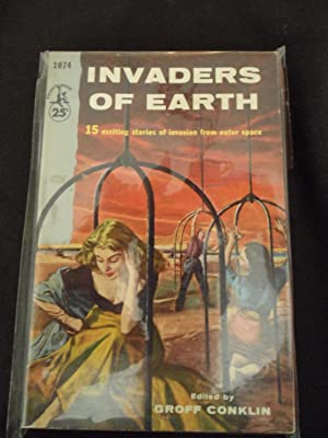 Invaders Of Earth: Conklin, Groff (ed)