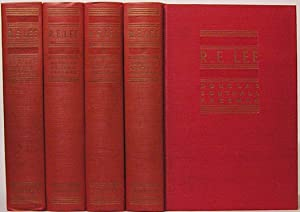 R. E. Lee: A Biography. Four volumes.