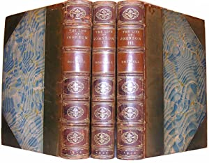 The Life of Samuel Johnson LL.D. in Three Volumes