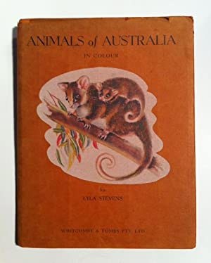 Animals of Australia in Colour