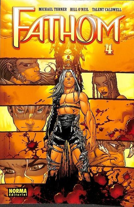 FATHOM 4. - Turner, Michael