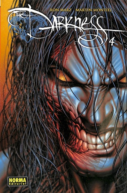 THE DARKNESS 04. - Marz, Ron