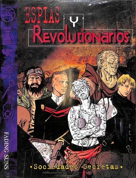 ESPÍAS Y REVOLUCIONARIOS. - BRIDGES, BILL