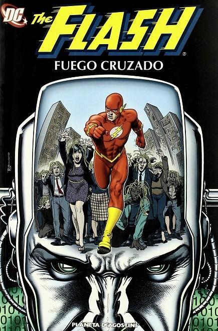 THE FLASH Nº 01: FUEGO CRUZADO. - JOHNS, GEOFF / KOLINS, SCOTT