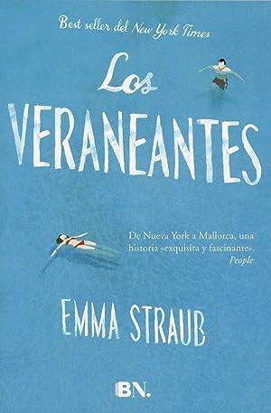 LOS VERANEANTES.: STRAUB, EMMA