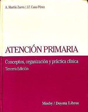 ATENCIÓN PRIMARIA.: MARTÍN ZURRO, A.
