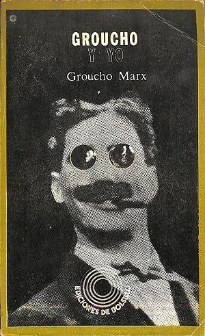 GROUCHO Y YO .: GROUCHO MARX
