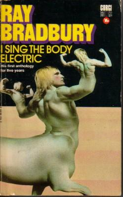 I Sing the Body Electric by Ray Bradbury, illustrated by Nebular