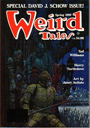 Weird Tales No.296 Spring 1990 Special David: Betancourt, John; George