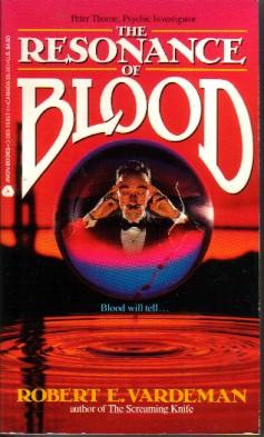 The Resonance of Blood (Signed Copy)